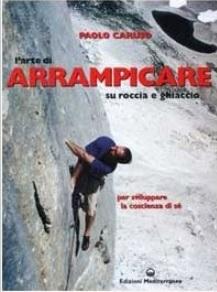 Alpinismo su roccia libro