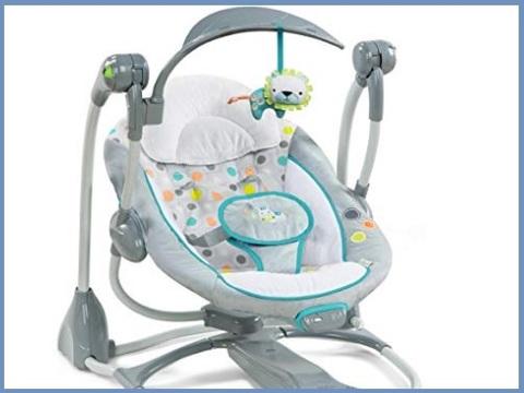 Altalena da porta per neonati