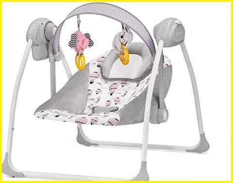 Altalena neonato elettrica