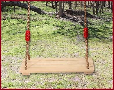 Altalene per adulti in legno di pino