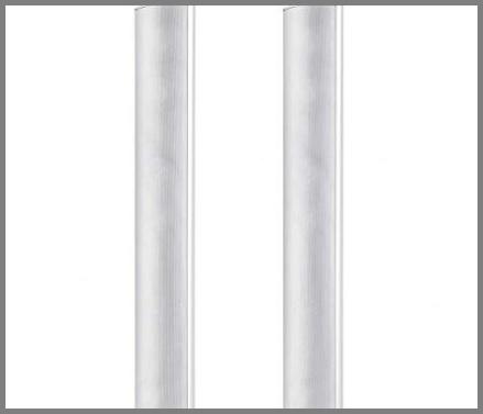Altoparlante colonna bianco
