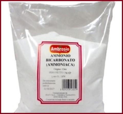 Ammoniaca Dolci Ambrosio