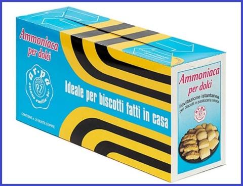 Ammoniaca Per Biscotti Casalinghi