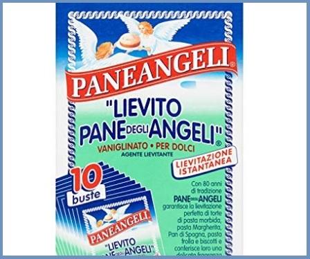 Ammoniaca per dolci paneangeli