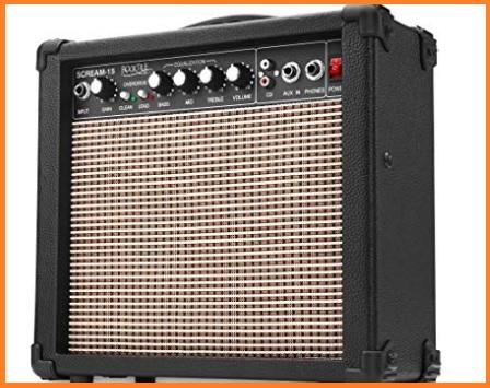 Amplificatore Chitarra Acustica