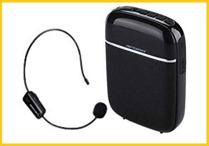 Amplificatore Per Microfono Portatile