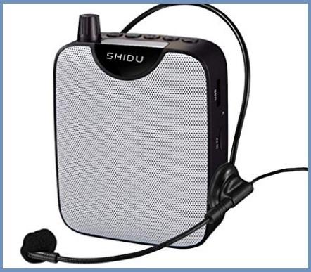 Amplificatore Per Microfono A Filo