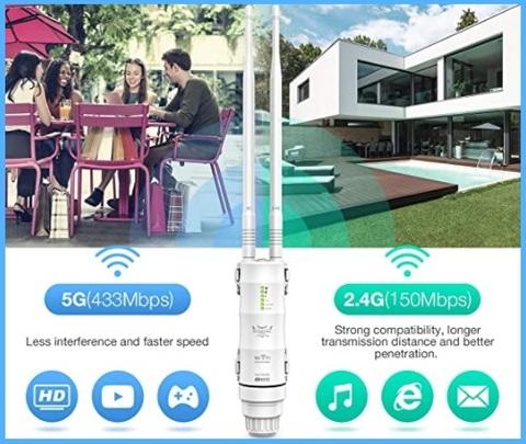 Wifi Amplificatore Esterno