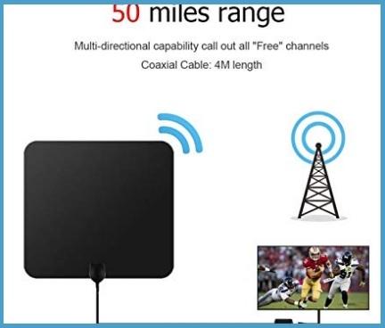 Amplificatore segnale tv da interno