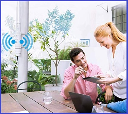 Amplificatore segnale wifi esterno