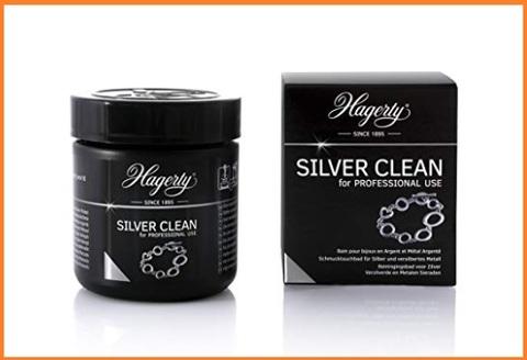 Pulizia anelli silver clean