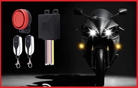 Antifurto Per Moto Elettronico