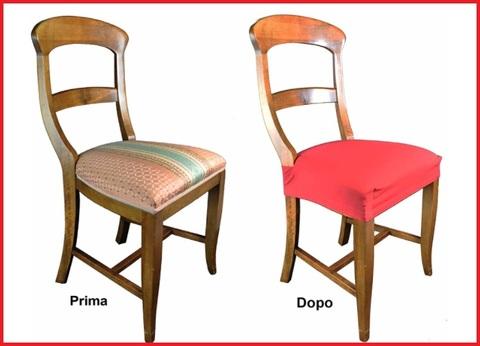 Tessuti antimacchia per sedie