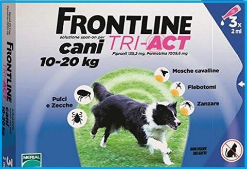 Antiparassitario Per Cani Frontline