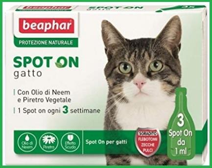 Antiparassitario Naturale Per Gatti