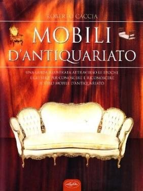 Libro guida mobili d'antiquariato