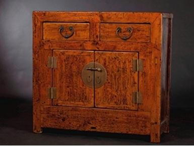 Mobile antico stile orientale 1750