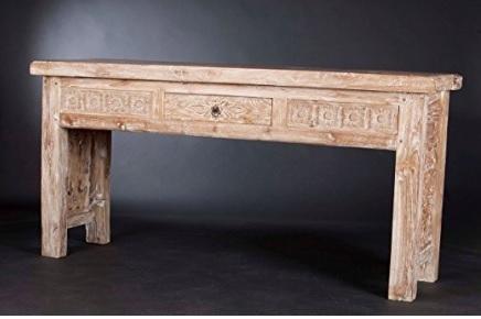 Consolle antiquariato in stile orientale