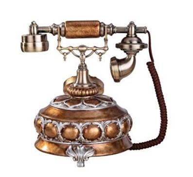Oggetti di antiquariato telefono antico