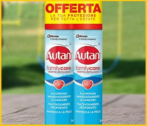 Spray antizanzare adulti - Sconto del 10%, antizanzare spray | Grandi Sconti