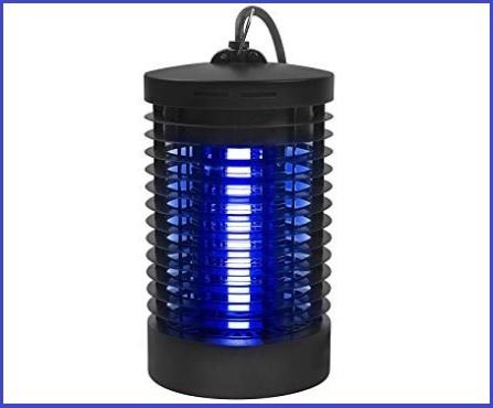 Lampada antizanzare per esterno