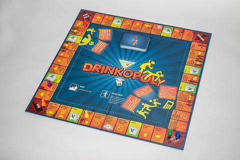 Drinkopoli gioco da tavolo