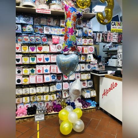 Decorazione Di Palloncini Per Primo Compleanno