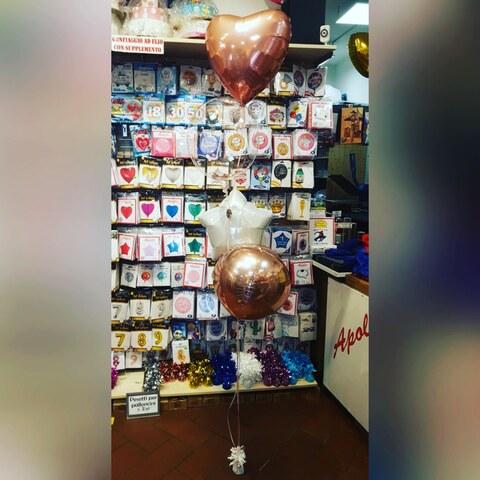 Bouquet di palloncini elegante