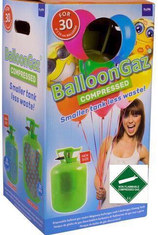 Bombola di gas per palloncini con elio