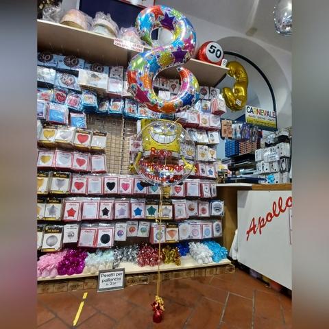 Bouquet Di Palloncini A Tema Spongebob Multicolore