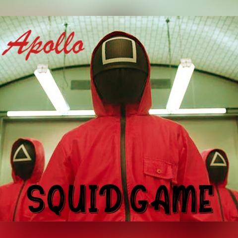 Maschera di squid game