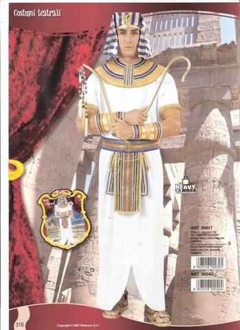 Vestito di carnevale faraone