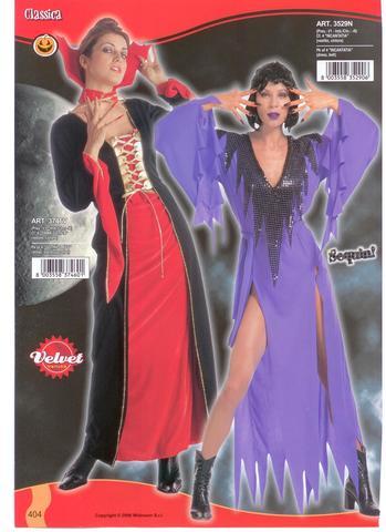 Costume di halloween malefizia