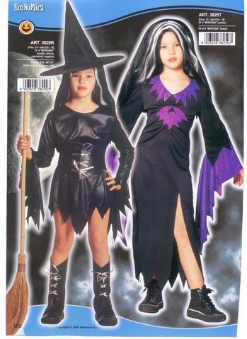 Costume di halloween vampira
