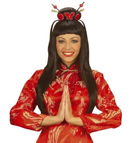 Parrucca da geisha giapponese