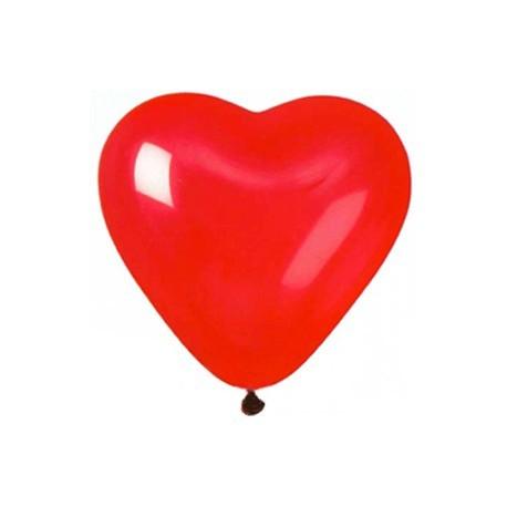Palloncini per feste di compleanno forma di cuore cuoricino