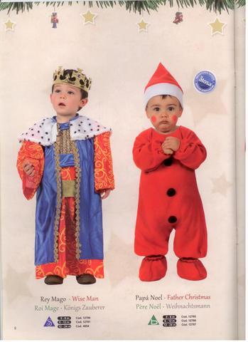 Vestito natale bambini