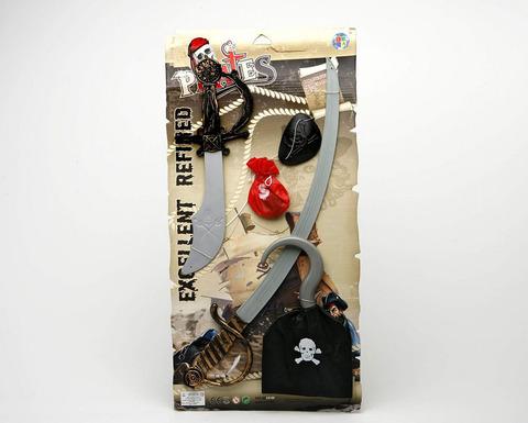 Accessori di carnevale spade pirata