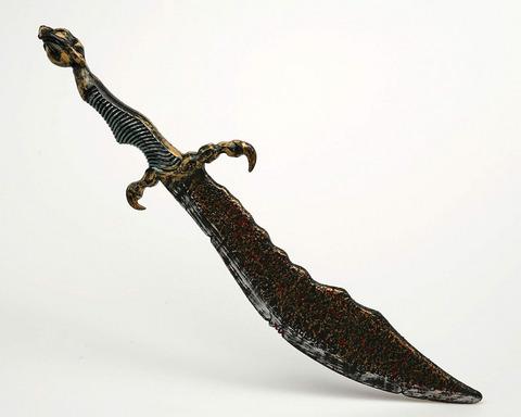 Accessori di carnevale spada