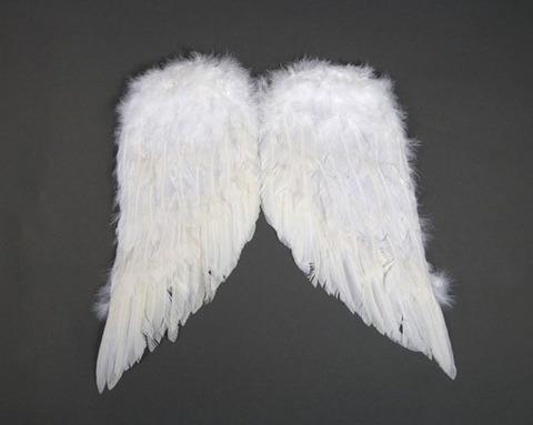 Accessori di natale ali angelo