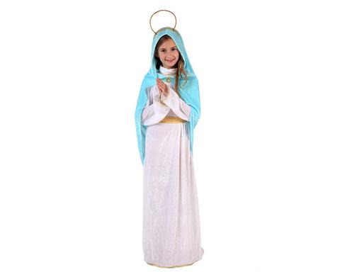 Vestito angelo di natale bambina