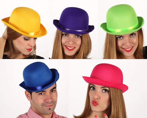 Accessori di carnevale cappelli bombetta