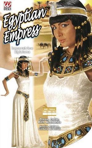 Vestito di carnevale cleopatra