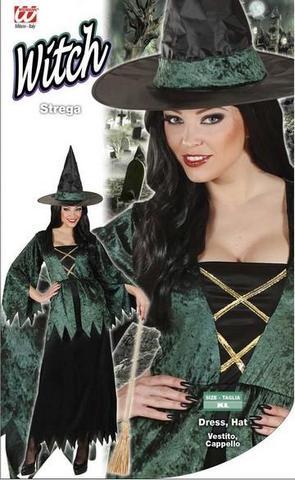 Vestito di carnevale strega
