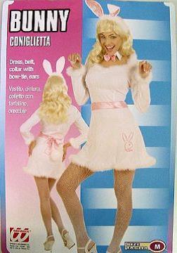 Costume di carnevale coniglietta