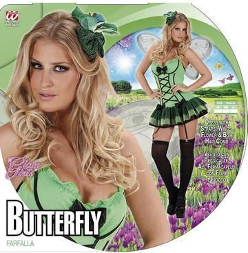 Vestito di carnevale farfalla