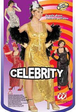 Vestito di carnevale celebrità