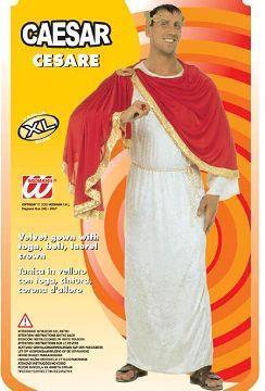 Costume di carnevale giulio cesare