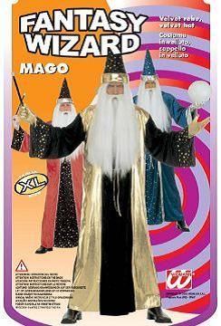Costume di carnevale mago
