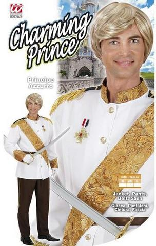 Costume di carnevale principe